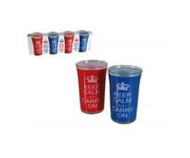 Gadgets Keep Calm Shot Glasses