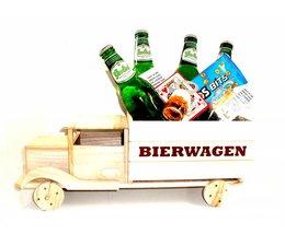 Cadeautips bierpakket Grolsch bierwagen