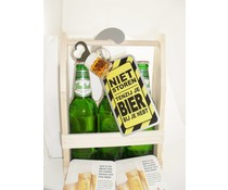 Biergeschenk bierrek Grolsch