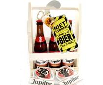 Biergeschenk bierrek Jupiler