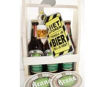 Biergeschenk bierrek Brand