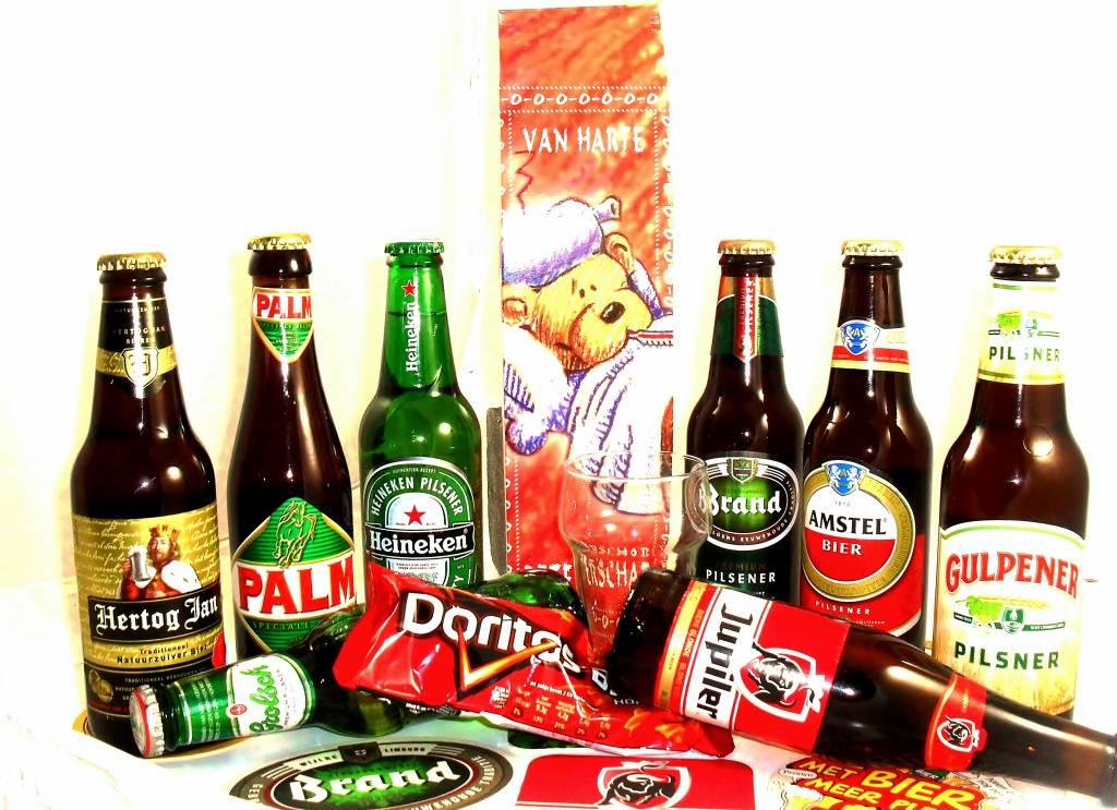 Bierpakket Melkpak Beterschap