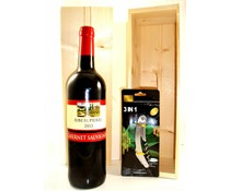 Cadeautips rode wijn Ribeaupierre Cabernet Sauvignon