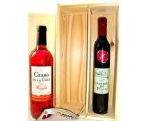Cadeautips rosé wijn Cerro de la Cruz