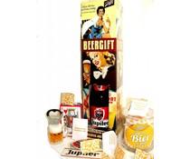Cadeautips Bierpakket beergift koker Jupiler