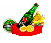 Sinterklaas bierpakket pakjesboot Heineken