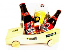Cadeautips bierpakket Ferrari race auto Jupiler