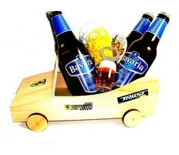 Cadeautips bierpakket Ferrari race auto Bavaria
