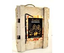 Bierpakket Knabbel-Bierbox Warsteiner