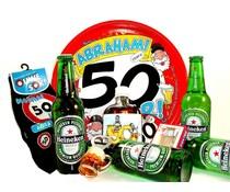 Abraham Dranken Dienblad Heineken