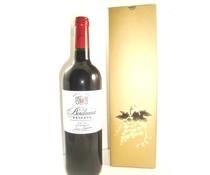 Cadeautips Rode Wijn Flesdoos Frankrijk