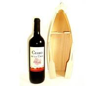 Cadeautips Rode Wijn Peddelboot Spanje