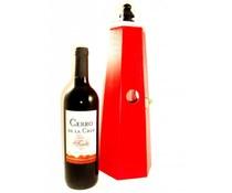 Cadeautips Rode Wijn Vuurtoren Spanje