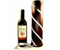 Cadeautips Rode Wijn Koker Spanje