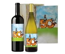Abraham Rode + Witte Wijn
