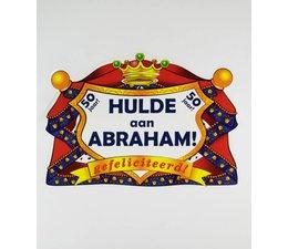 Abraham Huldeschild Kroon