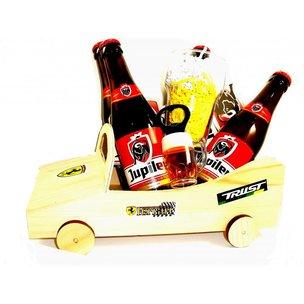 Bierpakket : Bier-raceauto