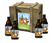 Abraham Bierpakket Bierbox XL Blond Bier