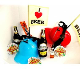 Bierpakket Alfa + Bierhelm