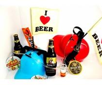 Bierpakket Hertog-Jan + Bierhelm