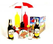 Bierpakket Alfa + Picknicktafel