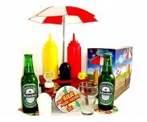 Bierpakket Heineken + Picknicktafel