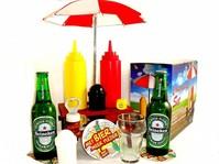 Cadeautip voor hem. Voor ieder budget een leuk en origineel bierpicknick bierpakket.