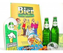Cadeautips Bierpakket Grolsch Bierspel