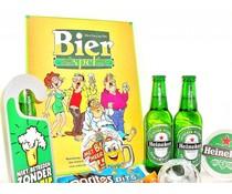 Cadeautips Bierpakket Heineken Bierspel