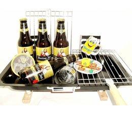 Bierpakket Hertog-Jan Barbecue + Grill