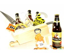 Cadeautips Bierpakket Hertog-Jan Kruiwagen