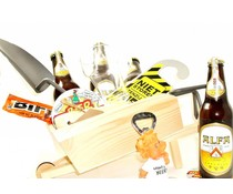 Cadeautips Bierpakket Alfa Kruiwagen