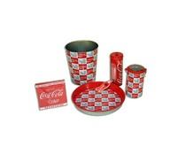 Gadgets Coca Cola set Rood
