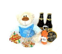 Cadeautips Bierpakket Hertog-Jan Knuffelbeer