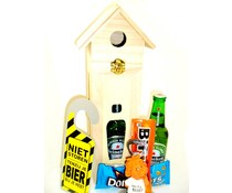 Cadeautips Bierpakket Heineken Vogelhuisje
