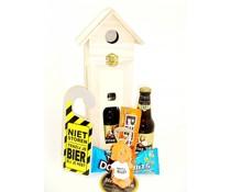 Cadeautips Bierpakket Hertog-Jan Vogelhuisje