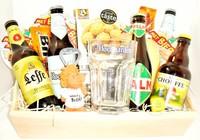 Bierpakket: Voor ieder budget een leuk en origineel bier + kaas bierpakket.