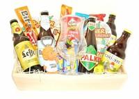 Bierpakket: Voor ieder budget een leuk en origineel bierken knabbelpakket.