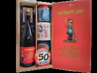 Hieronder vind je diverse leuke cadeautips voor de man of vrouw die zijn speciale kroonleeftijd viert.
