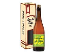 Biercadeau 65 jaar - Special beer gift Koker