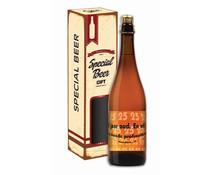 Biercadeau 25 jaar - Special beer gift Koker