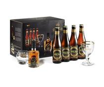 Bierpakket gouden Carolus single malt discovery box