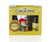 Bierpakket La Chouffe + Bokaal