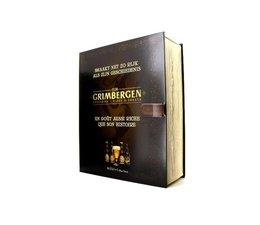 Bierpakket Grimbergen Boek