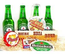 Cadeautip voor hem Bierbakje Heineken