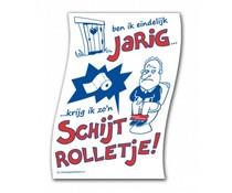 Gadgets Toiletpapier - Ben ik eindelijk jarig