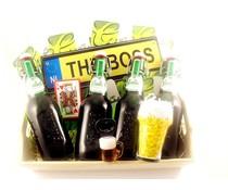 Bierpakket Grolsch Dienblad