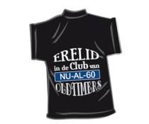 T-Shirtje-Erelid NU-AL-60