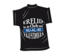 T-Shirtje-Erelid NU-AL-40