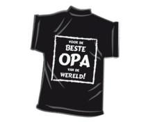 T-Shirtje-Beste opa